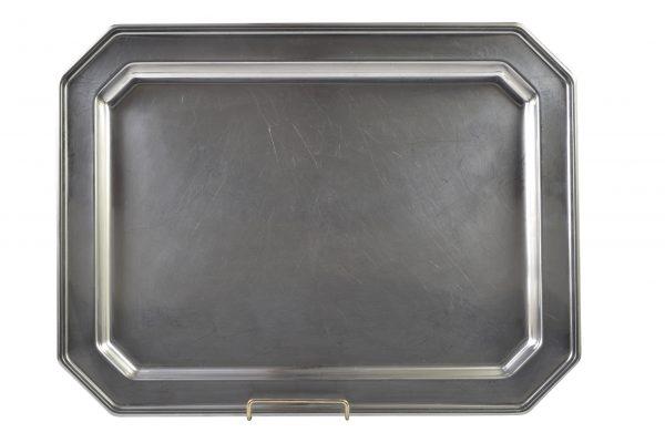 DB009 Bandeja Poligonal Acero 46 cm